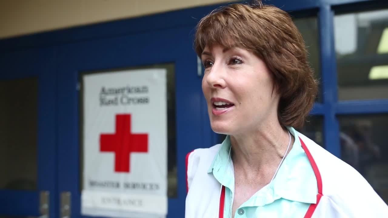 Watch it: Update from Rickards Shelter supervisor Gwen Graham