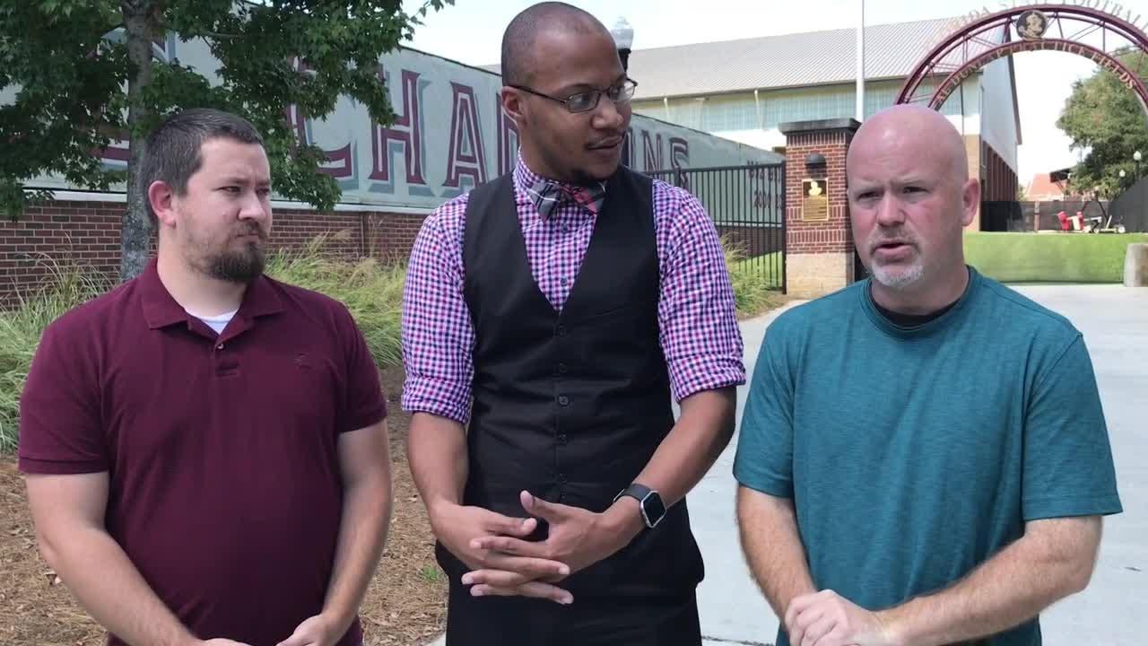 Watch it: The Democrat sports staff breaks down Jimbo's PC