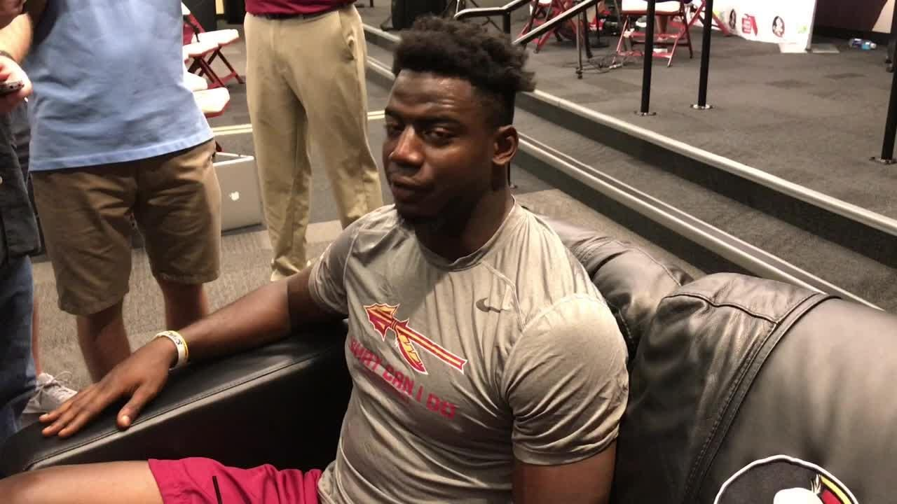 Watch it: FSU LB Mattew Thomas previews NC State