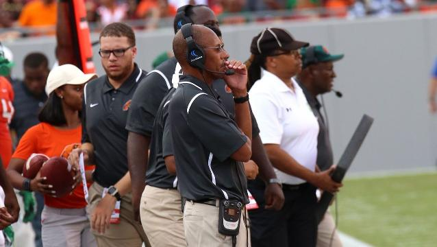 Watch it: FAMU head coach Alex Wood previews Savannah State