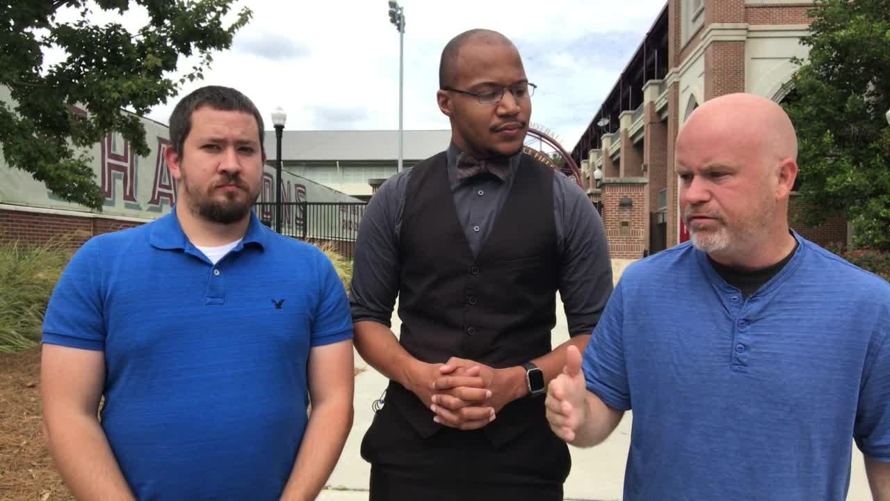 Watch it: The Democrat sports staff breaks down Jimbo Fisher's PC