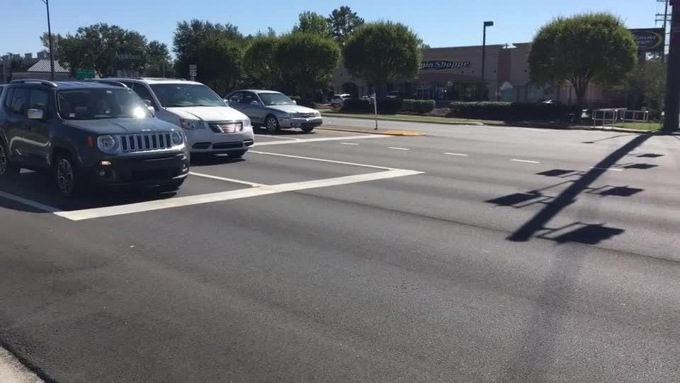 DOT has scheduled a public hearing for road work scheduled at the busy intersection. The plan is to eliminate Apalachee's service roads