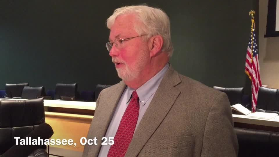 Sen Jack Latvala expects a tight budget with many requests for pork spending