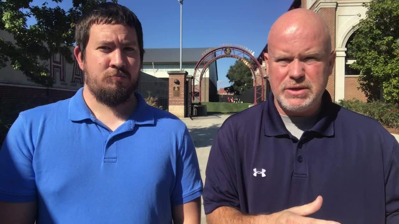 Watch it: The Democrat sports staff breaks down Jimbo Fisher's weekly PC