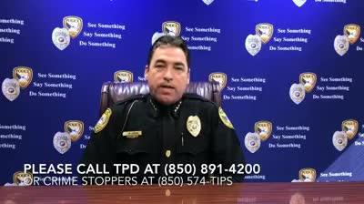 Watch it: TPD Chief gives update on FSU fraternity death