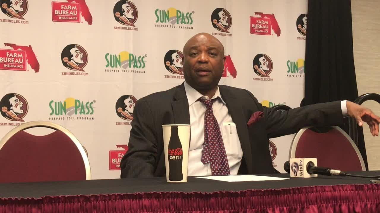 Watch it: FSU coach Leonard Hamilton on KSU win