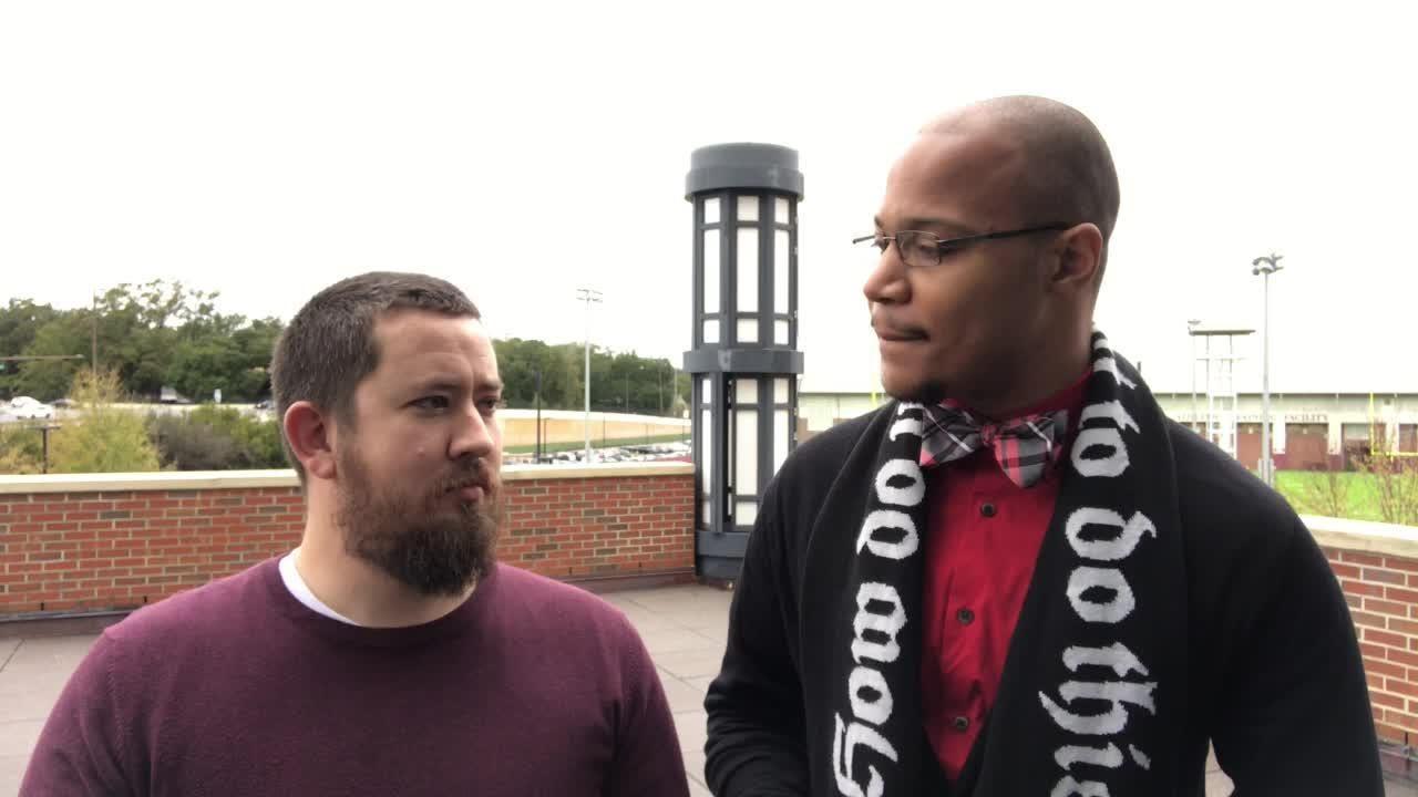 Watch it: Wayne and Jordan break down Odell Haggins press conference.