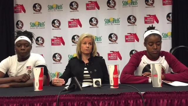 Watch it: FSU coach, players after win over Arizona State