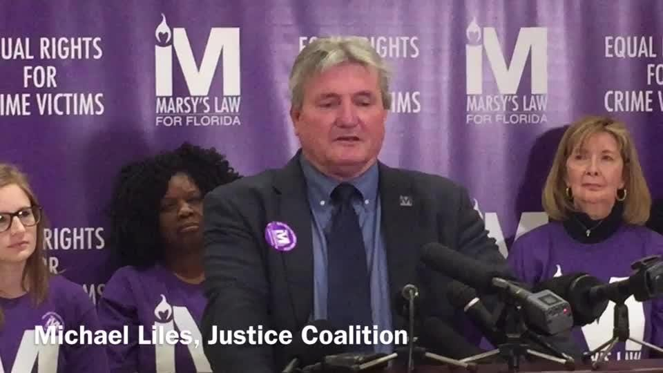Executive Director of Justice Coalition endorse FL Marsy's Law constitutional proposal.