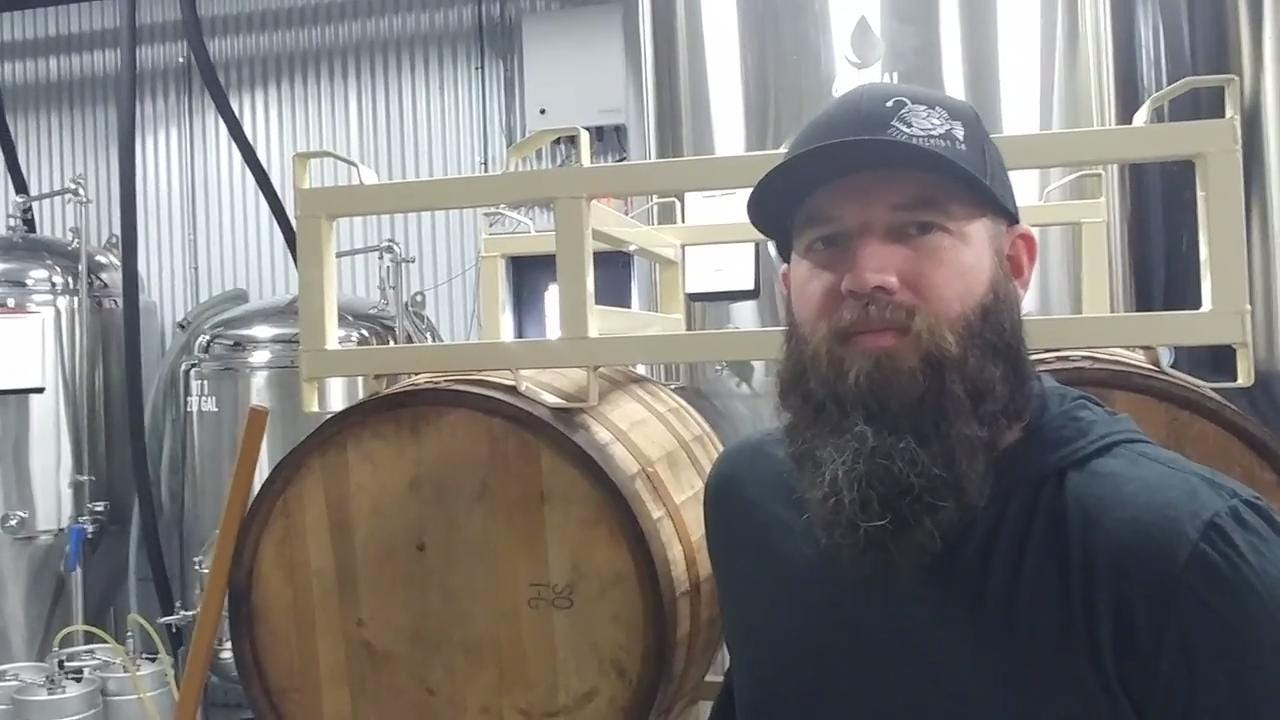 "Deep Brewing Company owner and head brewer Ryan LaPete says what it meant to be ranked the No. 1 ""New Brewer"" in Florida by RateBeer.com and what exciting things are coming from Deep Brew in 2018."