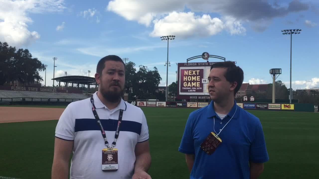 Watch it: Wayne and Curt break down FSU's impressive sweep of Xavier