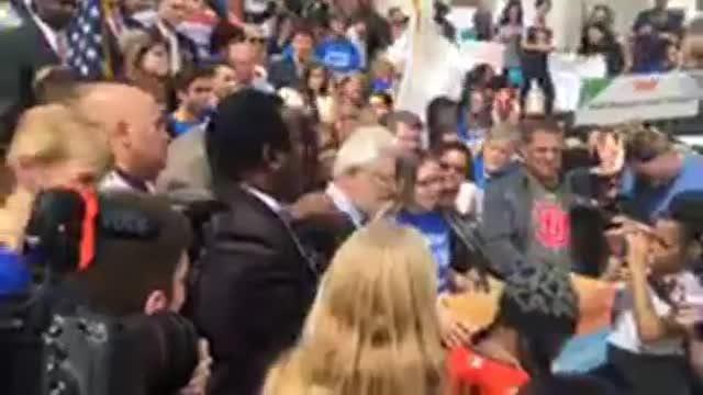 Marjory Stoneman Douglas students speak at the Capitol