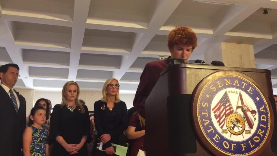 Ryan Deitsch, calls out FL lawmakers and media in aftermath of Stoneman shooting