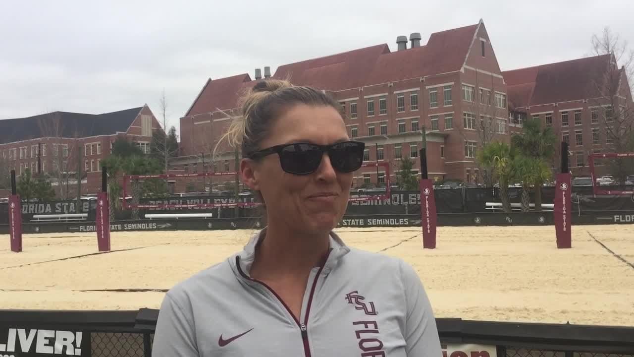 Watch it: FSU coach Brooke Niles talks expectations for the 2018 season