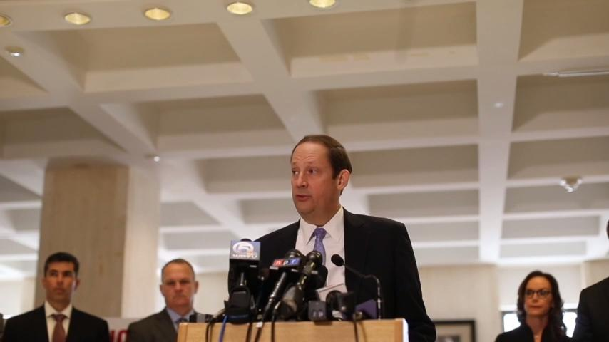 Full Press Conference: House, Senate leaders unveil school safety budget