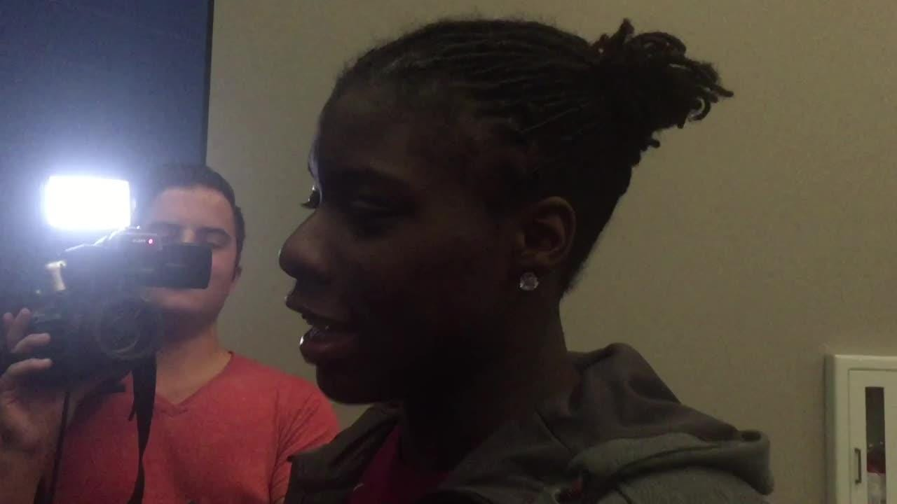 Watch it: Shakayla Thomas on FSU's home-court advantage to open the NCAA Tournament