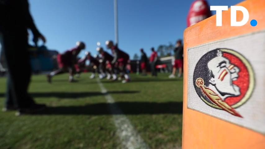 FSU's football team opens up spring practice