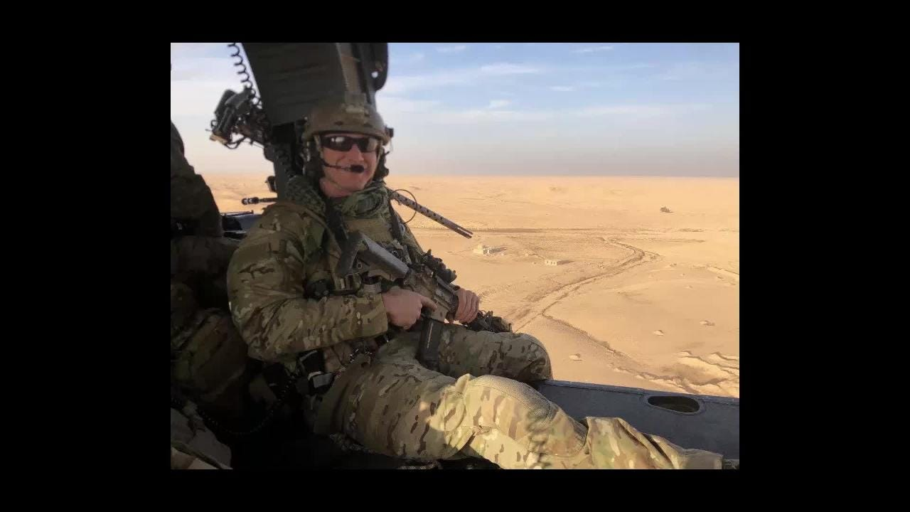 This video was created in honor of Master Sgt. William Posch and Staff Sgt. Carl Enis -- to their lives and and the selfless dedication they gave to their careers, families and country.