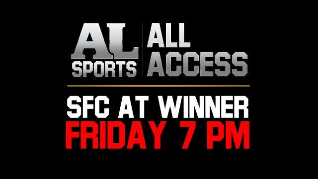 Argus All-Access: First Look, Sioux Falls Christian at Winner
