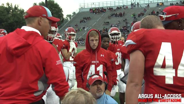 Argus All-Access: Week 4, Roosevelt vs. Lincoln