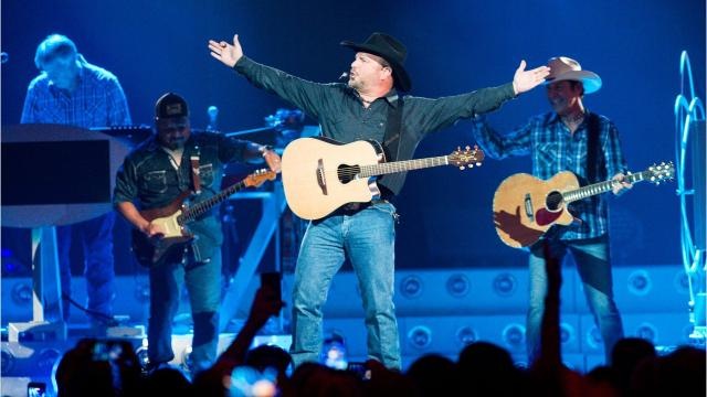 Country star Garth Brooks is slated to perform in Sioux Falls with Trisha Yearwood in September.