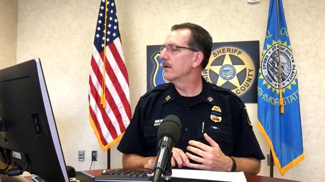 Three males tried to steal a girl's backpack as she was walking to school Wednesday morning, said police Capt. Loren McManus.