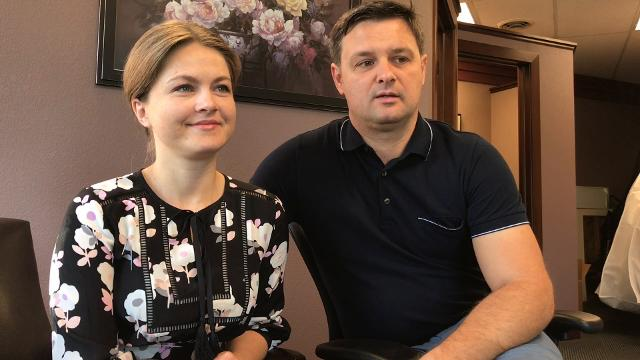 Sioux Falls immigrants Paul and Olga Soroka discuss immigration and their U.S. citizenship