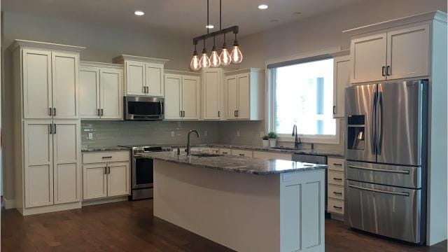 Inside Fall Parade of Homes house No. 47, located at 3008 S. Old Yankton Road in Sioux Falls and built by Amdahl Construction.