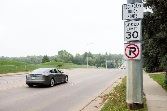 Why Kiwanis Avenue has a 30 mph speed limit