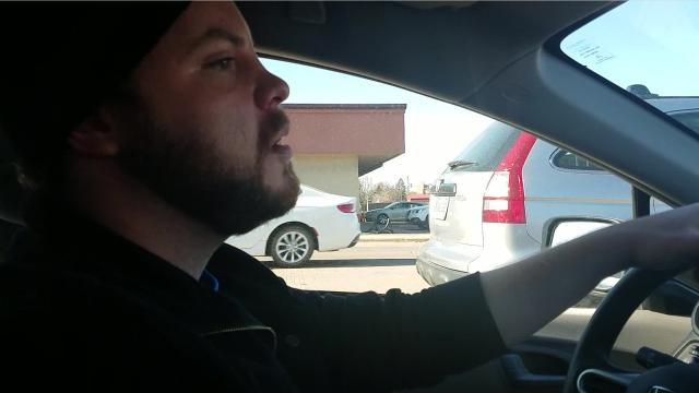 Lyft driver Brad VanRegenmorter explains why he signed up to be a ride-sharing driver and how the service will benefit Sioux Falls.