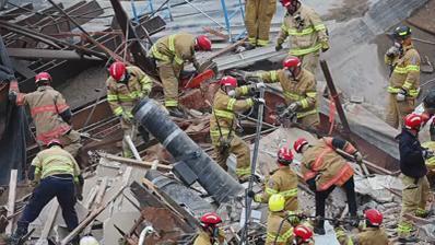 Under the rubble -- A survivor's story