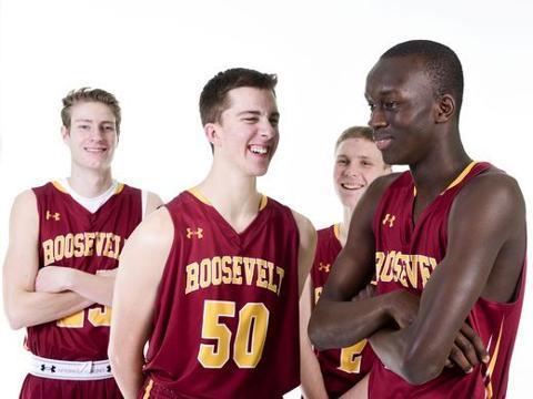 #ArgusMediaDay: Roosevelt boys on their new system