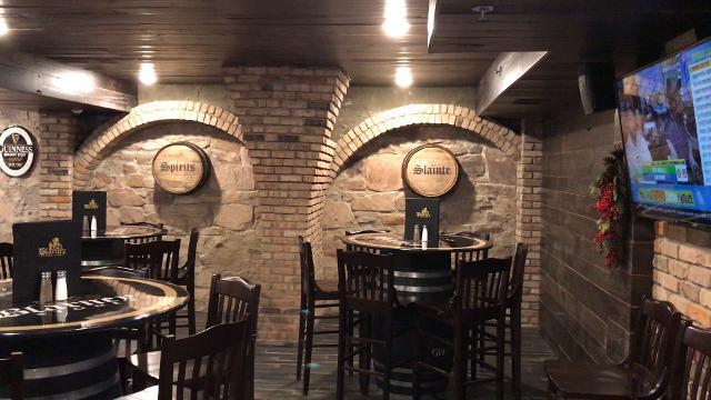 See the Blarney Stone Irish Pub