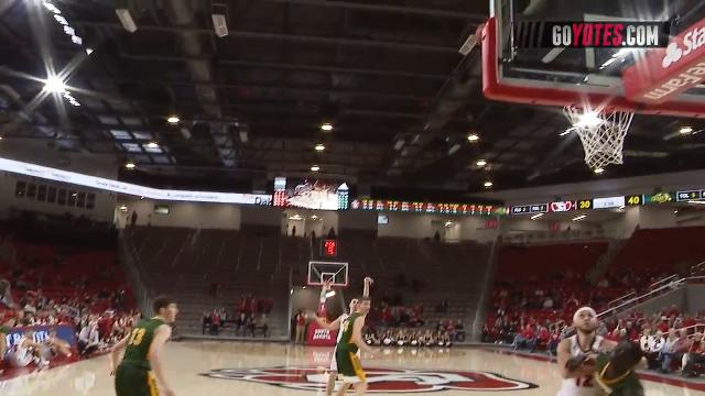Highlights from the USD men's loss to North Dakota State.