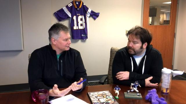 Argus Leader reporters look ahead to Sunday's playoff game against the Saints and discuss the Vikings' rough history in the playoffs.