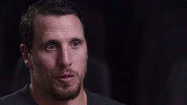 Former Viking linebacker Chad Greenway talks about concussions
