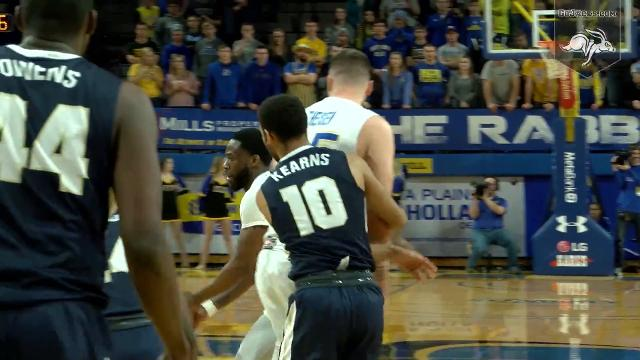 Highlights from South Dakota State's 78-75 win over Oral Roberts.