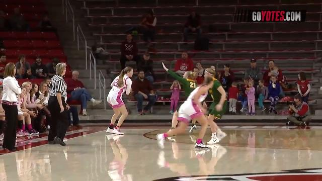 Highlights from the Coyotes' rout of NDSU