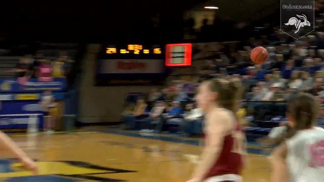 Highlights from the South Dakota State Jackrabbits win over the Denver Pioneers.