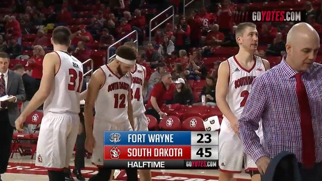 Highlights from the South Dakota Coyotes win over Fort Wayne.