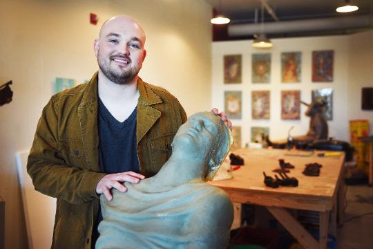 SculptureWalk welcomes new artist in Sioux Falls