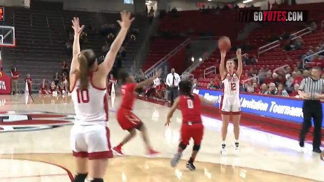 WNIT Highlights: USD 65, Houston 58