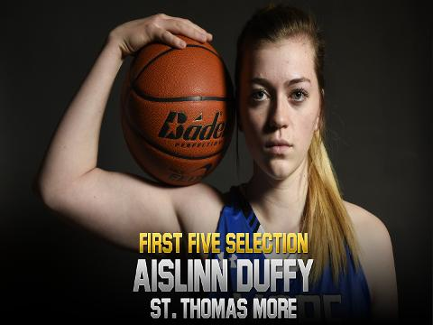 Meet 2017-18 First Five selection Aislinn Duffy, St. Thomas More.