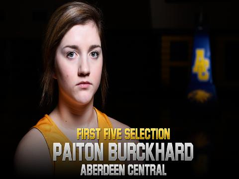 Meet 2017-18 First Five Player of the Year Paiton Burckhard, Aberdeen Central