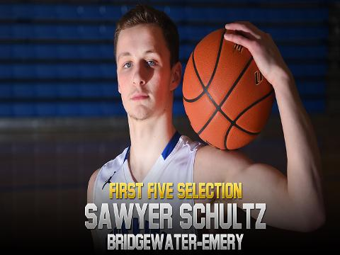 2018 First Five selection Sawyer Schultz