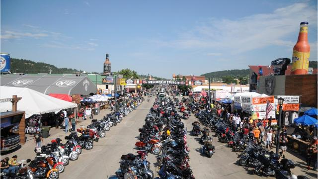 The 2018 Sturgis Rally starts Aug. 3 in the Black Hills
