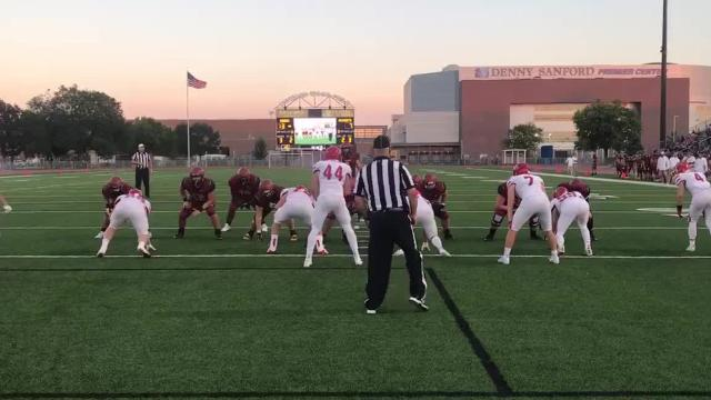 Watch highlights from Roosevelt's 34-7 on Friday night at Howard Wood Field.