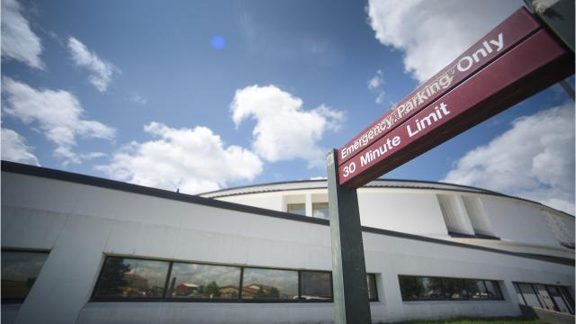 A federally run South Dakota hospital is facing challenges in providing adequate medical care.