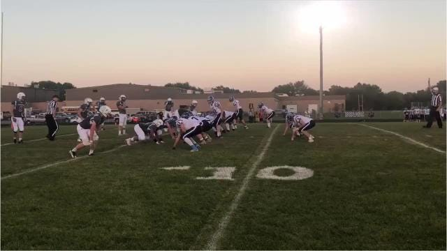 Watch highlights from Canton's 28-14 win on Friday night.