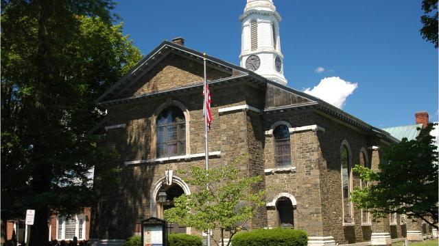 Video: Dateline - Kingston Old Dutch Church